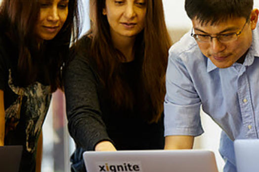 Xignite About Image